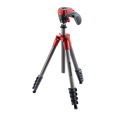 MANFROTTO - MKCOMPACTACN ROJO