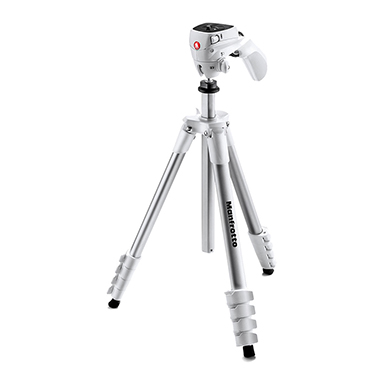 MANFROTTO - MKCOMPACTACN BLANCO