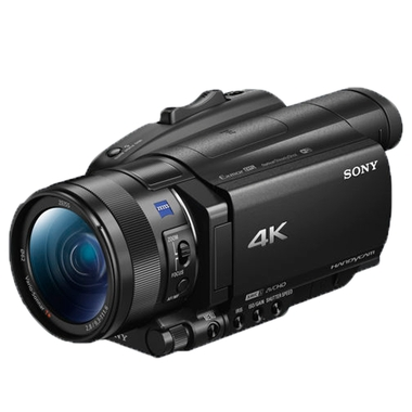 Sony - HandyCam FDR-AX700 4K HDR